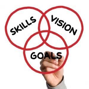 Skills Vision Aims